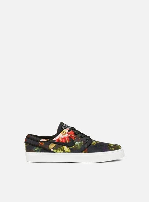 sneakers nike sb zoom stefan janoski canvas multicolor black white
