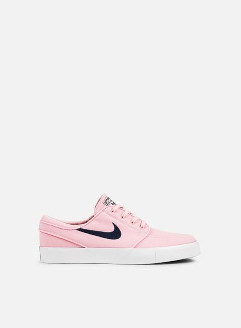 sneakers nike sb zoom stefan janoski canvas prism pink obsidian