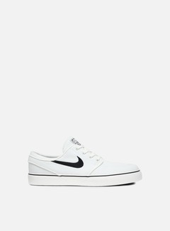 Nike SB - Zoom Stefan Janoski Canvas, Summit White/Black