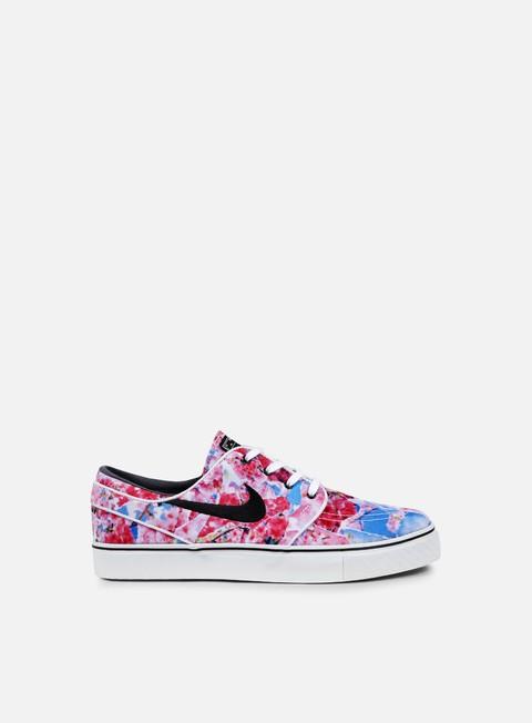 sneakers nike sb zoom stefan janoski cnvs prm dynamic pink black white