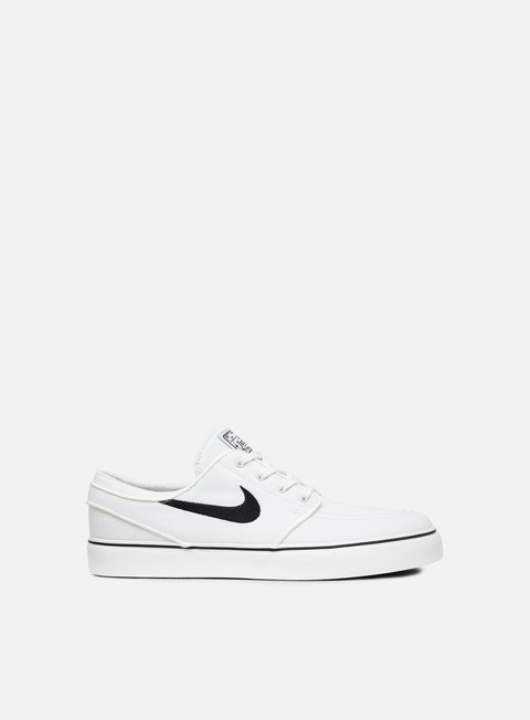 sneakers nike sb zoom stefan janoski cnvs summit white black