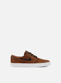 Nike SB - Zoom Stefan Janoski Elite, Al Brown/Black/White 1