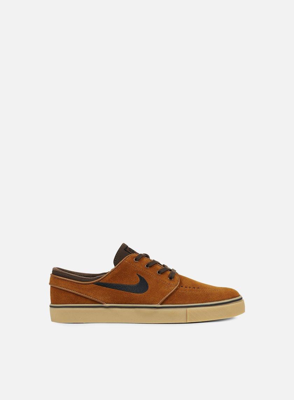 Nike SB - Zoom Stefan Janoski, Hazelnut/Black/Baroque Brown
