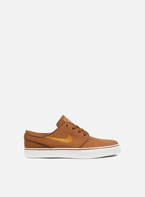 sneakers nike sb zoom stefan janoski l ale brown desert ochre