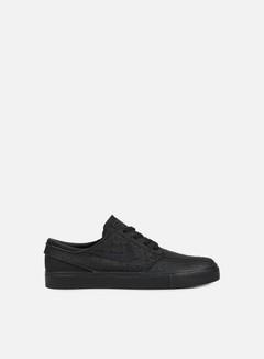 Nike SB - Zoom Stefan Janoski L, Black/Black/Anthracite