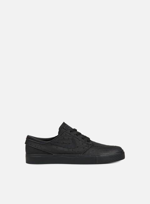 sneakers nike sb zoom stefan janoski l black black anthracite