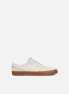 Nike SB - Zoom Stefan Janoski, Light Bone/Light Bone