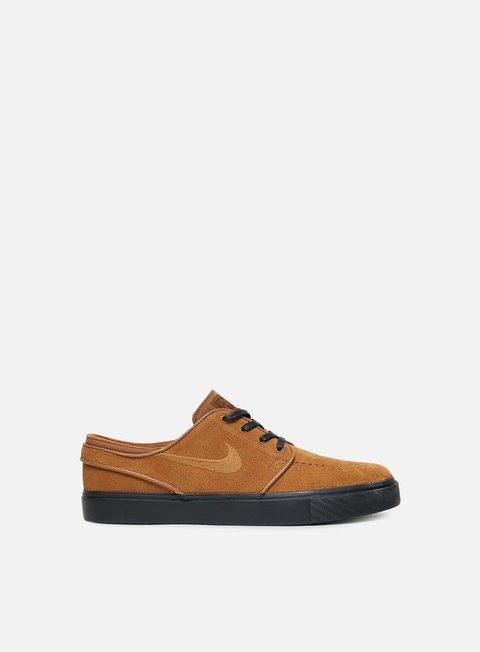 sneakers nike sb zoom stefan janoski light british tan light british tan