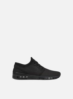 Nike SB - Zoom Stefan Janoski Max, Black/Black/Anthracite 1