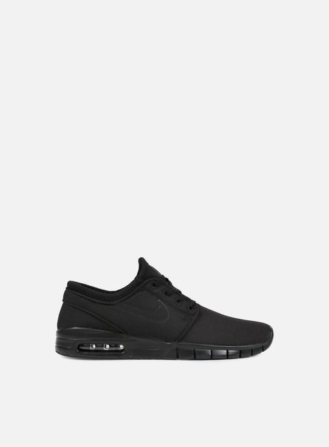 sneakers nike sb zoom stefan janoski max black black anthracite