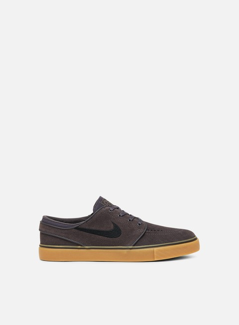 sneakers nike sb zoom stefan janoski thunder grey black