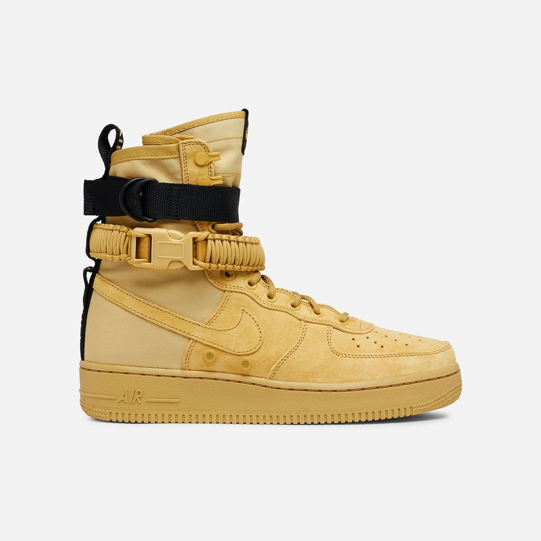 air force 1 uomo oro
