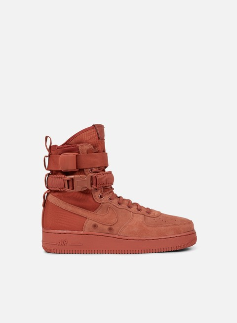 sneakers nike sf air force 1 dusty peach dusty peach