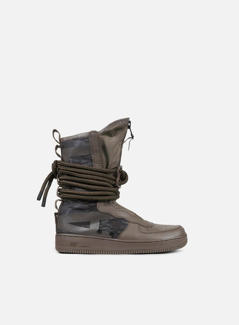 sneakers nike sf air force 1 hi ridgerock black sequoia