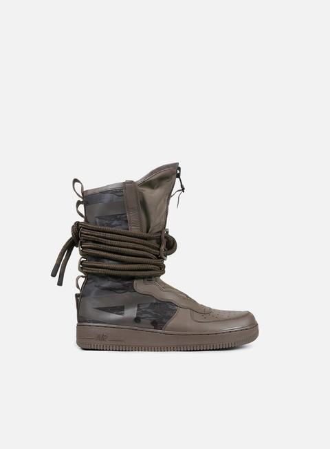 Outlet e Saldi Sneakers Alte Nike SF Air Force 1 Hi
