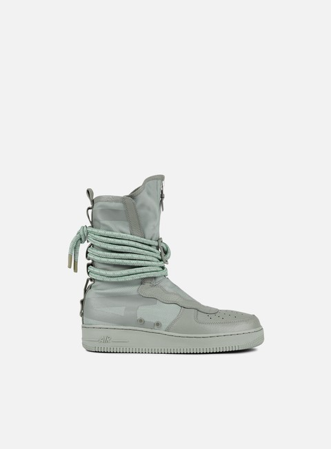 sneakers nike sf air force 1 hi sage sage sage