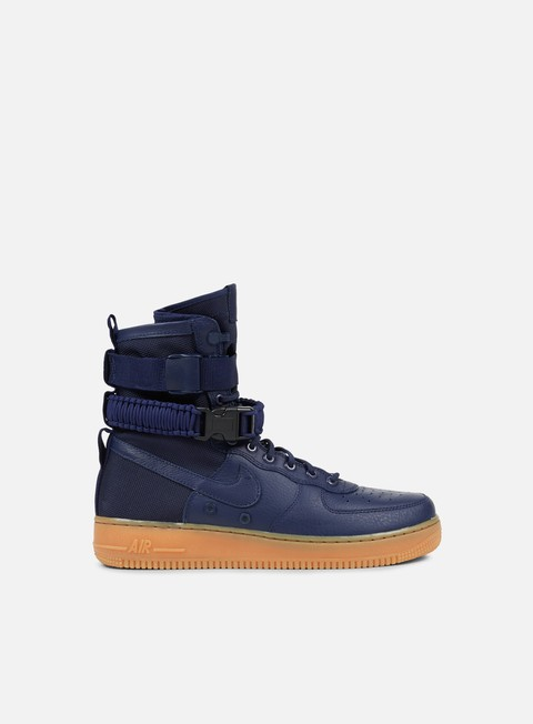 sneakers nike sf air force 1 midnight navy midnight navy