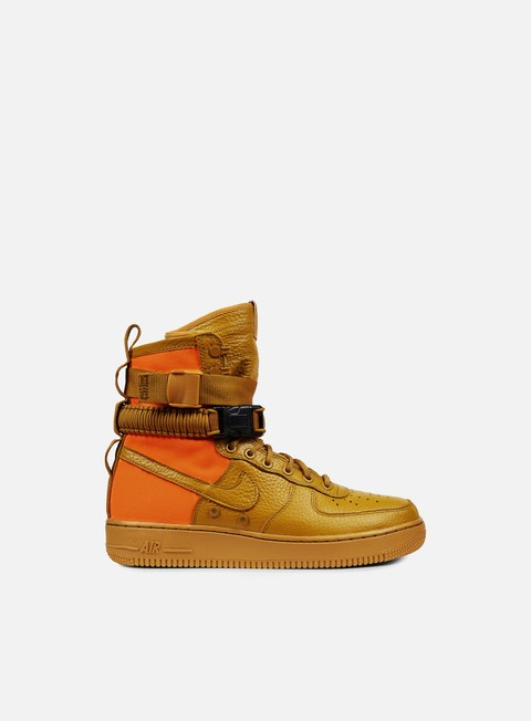 sneakers nike sf air force 1 qs desert ochre desert ochre