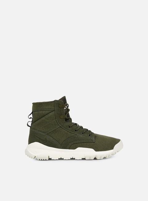 sneakers nike sfb 6 canvas nsw cargo khaki cargo khaki sail