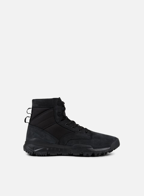 sneakers nike sfb 6 leather nsw black black