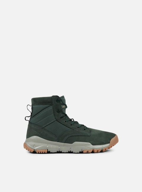 sneakers nike sfb 6 leather nsw outdoor green outdoor green