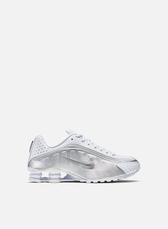 487352f4c1 NIKE Shox R4 € 149 Low Sneakers | Graffitishop