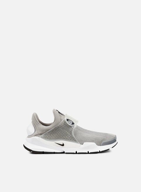 sneakers nike sock dart kjcrd medium grey black white