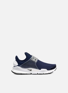 Nike - Sock Dart KJCRD, Midnight Navy/Medium Grey/White