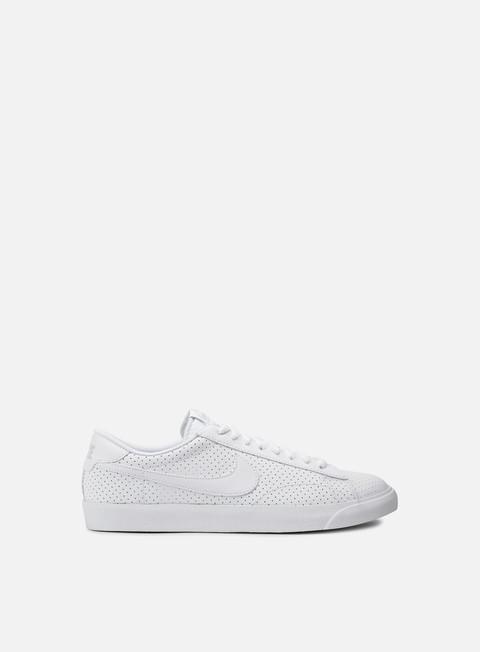 sneakers nike tennis classic ac white white pure platinum