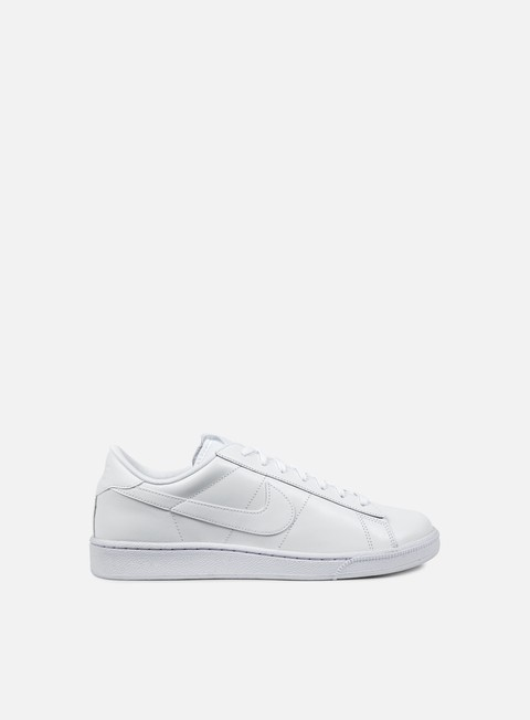 sneakers nike tennis classic cs white white