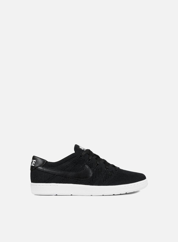 Nike - Tennis Classic Ultra Flyknit, Black/Black/White