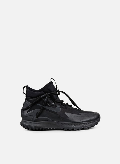 sneakers nike terra sertig boot black anthracite