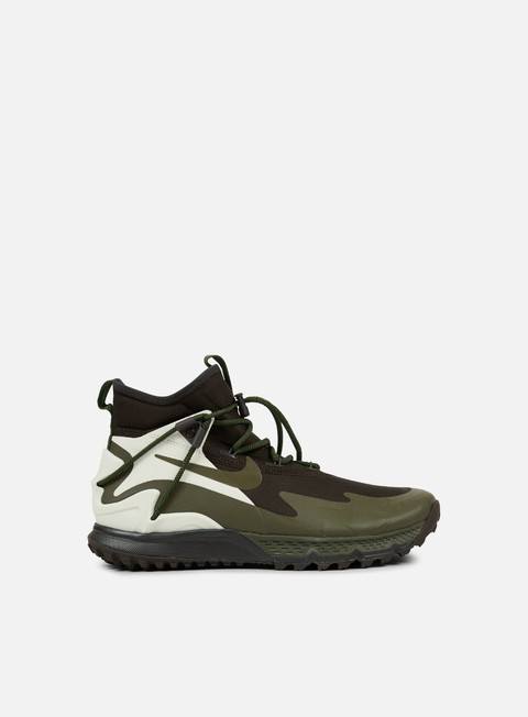 sneakers nike terra sertig boot shadow brown cargo khaki