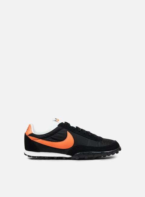 sneakers nike waffle racer 17 black terra orange