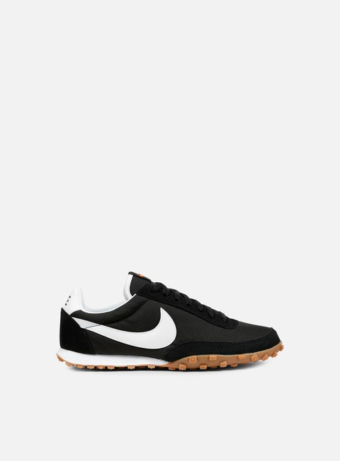 sneakers nike waffle racer 17 black white