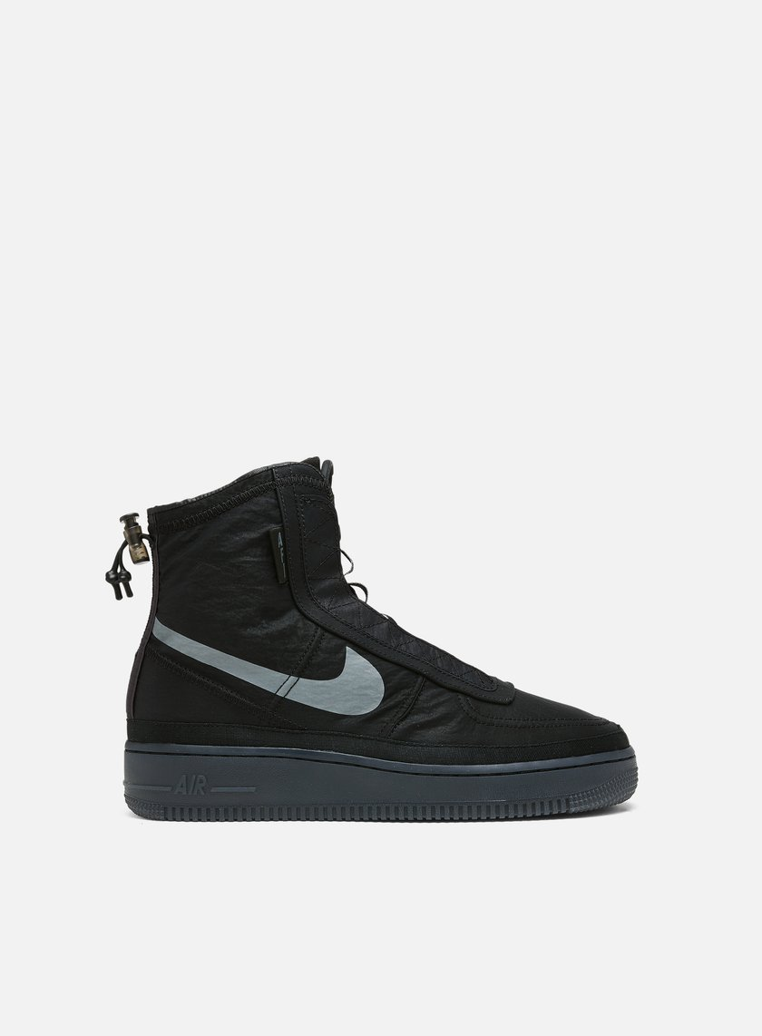 NIKE | Sneakers alte Air Force 1 Shell nere Quaranta