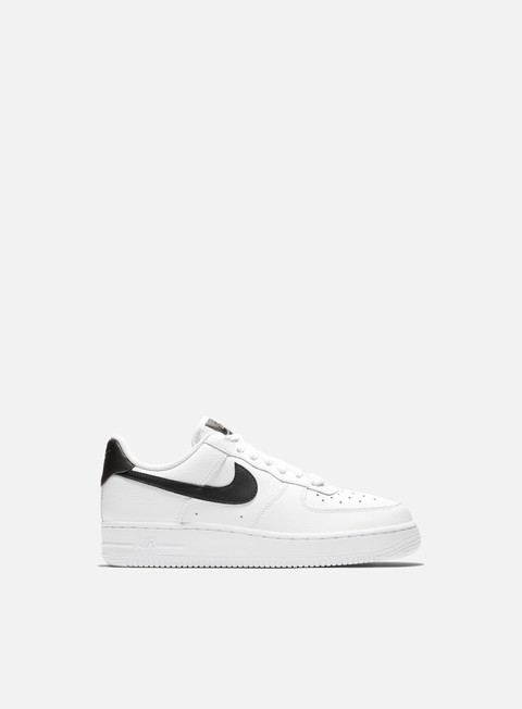 sneakers nike wmns air force 1 07 white white black