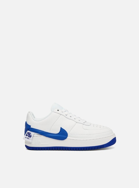 sneakers nike wmns air force 1 jester xx white game royal