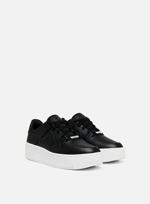 nike air force 1 donna nere sage low