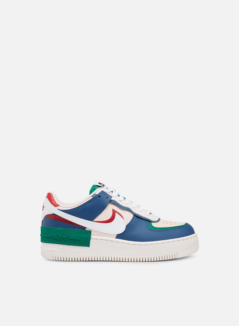 air force 1 shadow rosa e rosse