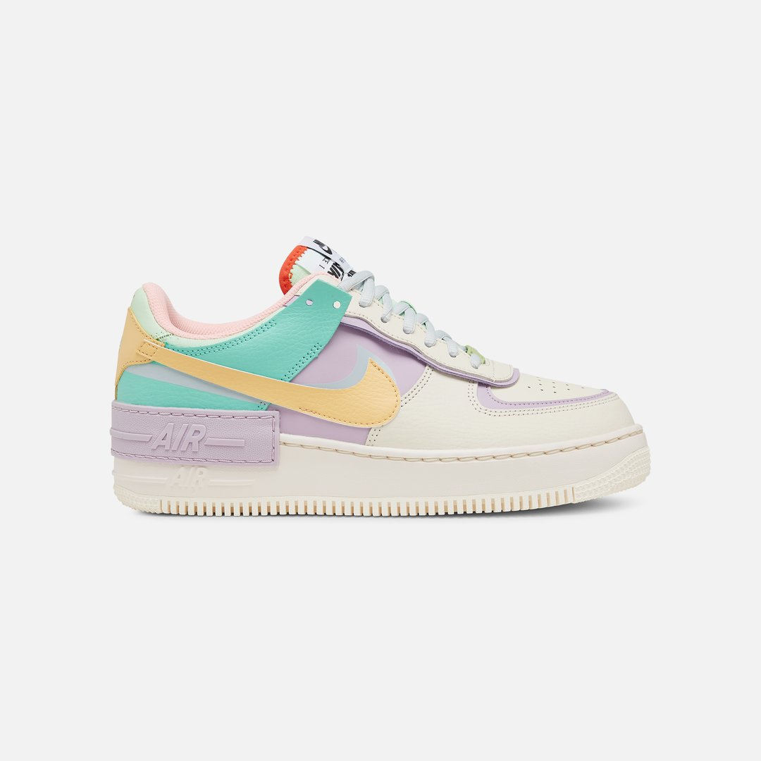 air force 1 shadow donna pale ivory