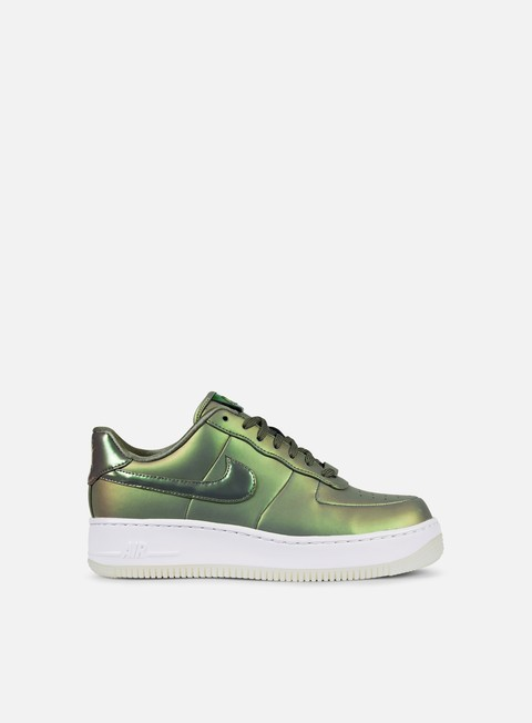 sneakers nike wmns air force 1 upstep prm lx dark stucco dark stucco white