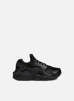 Nike - WMNS Air Huarache Run, Black/Black