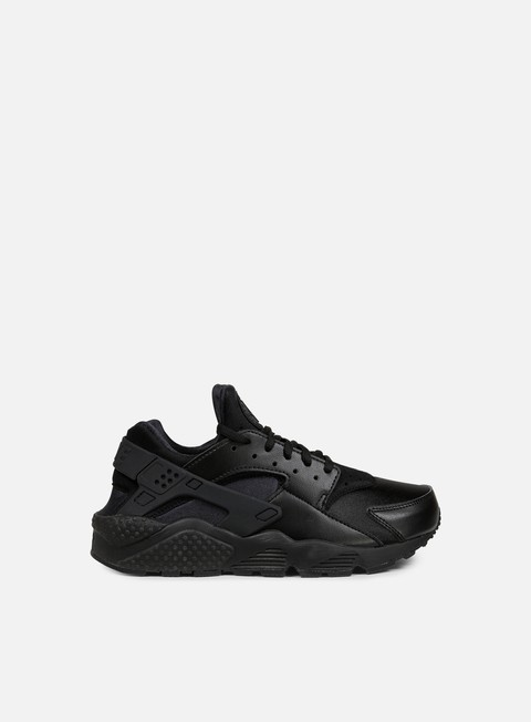 sneakers nike wmns air huarache run black black