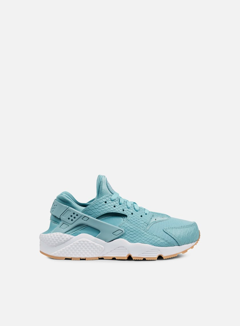 Nike - WMNS Air Huarache Run SE, Mica Blue/Mica Blue/Gum Yellow
