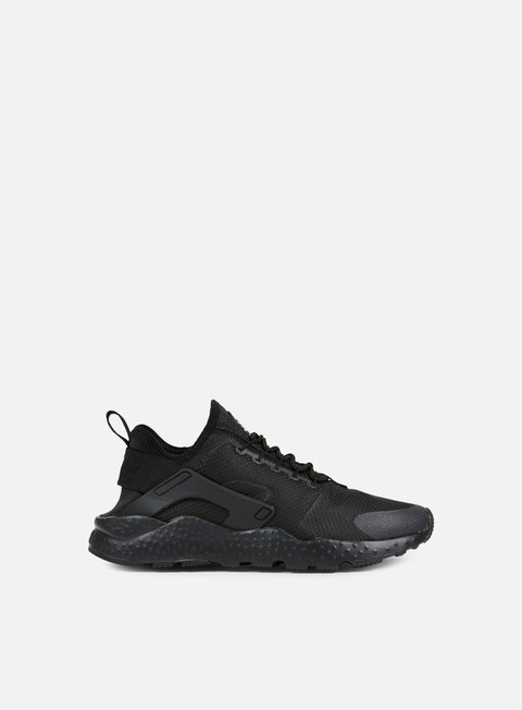 sneakers nike wmns air huarache run ultra black black