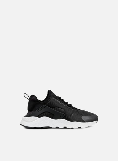sneakers nike wmns air huarache run ultra black black white