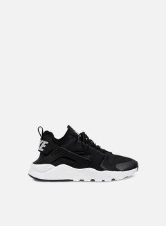 Nike - WMNS Air Huarache Run Ultra, Black/White 1