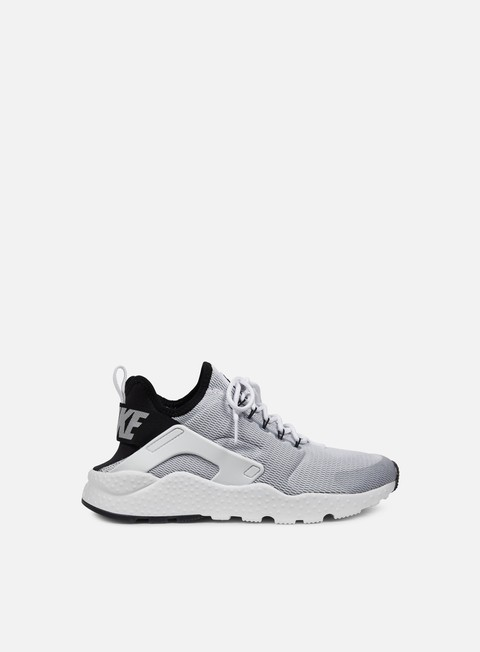 sneakers nike wmns air huarache run ultra white white black