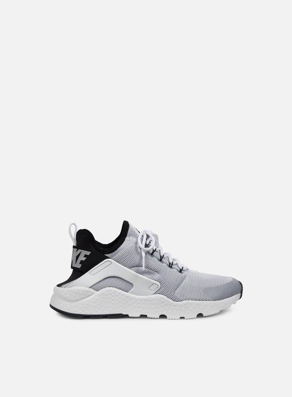 Nike - WMNS Air Huarache Run Ultra, White/White/Black